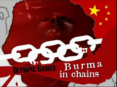 Stop Olympic Genocide